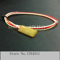 [BELLA] Imported high quality flake paste Pt100 Pt100 temperature sensor motor winding temperature probe 2pcs/lot
