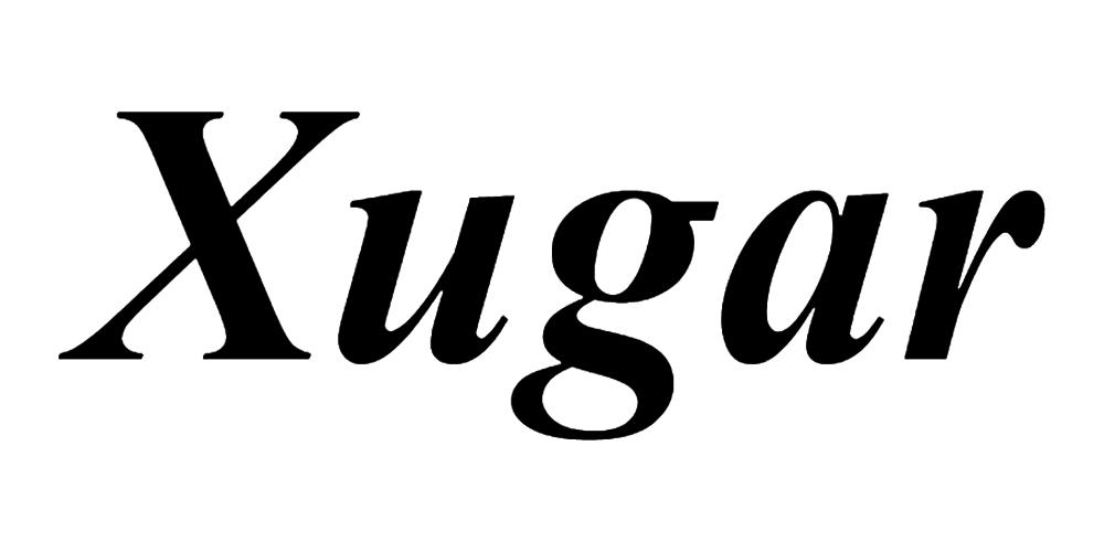 Лого бренда Xugar из Китая