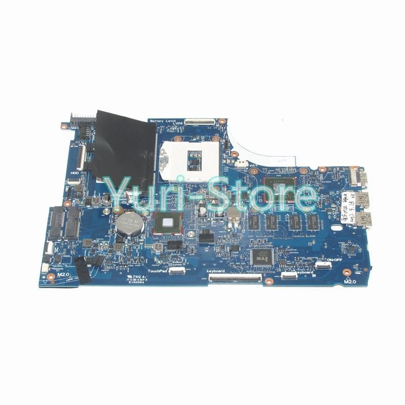 NOKOTION 749753-501 749753-001 For HP ENVY TouchSmart 15-J GeForce 840M Motherboard 100% tset nokotion 720269 501 720269 001 for hp envy series 17 j laptop motherboard 6050a2549601 mb a02 geforce gt740m 2g