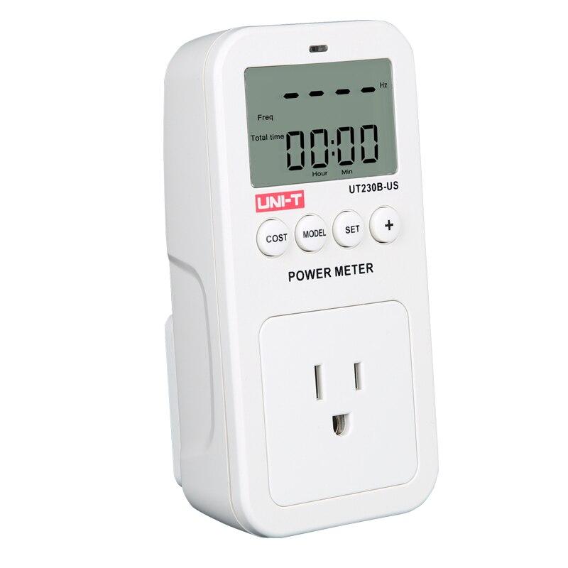 Medidor de Energia tomada de alimentação
