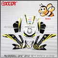 Motorcycle stickers  for  Honda CRF50 dirt pit bike bees style Parts Spare