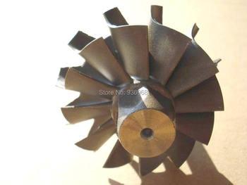 K04 Turbina roda 42mm * 50mm, 5304-970-0016,5304-970-0017,5304-970-0019, 984F6K682AF AAA Turbocharger Peças