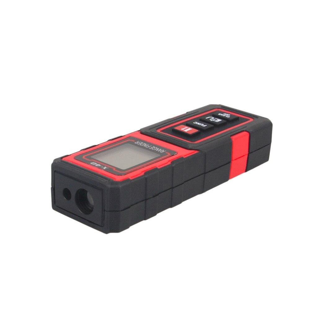 80 M Genggam Portabel Digital Pengukur Jarak Laser Presisi Tinggi Distance Meter 100 100m Meteran Ukur Source 40 Merah Harga Grosir Pengintai Range Finder