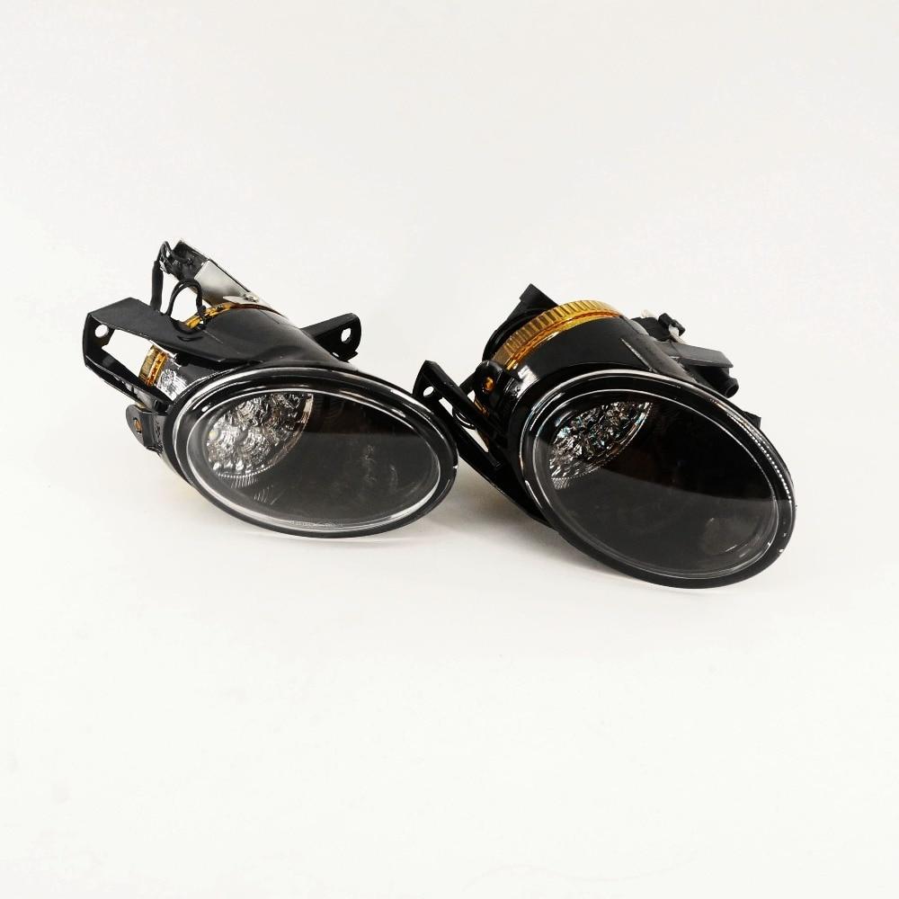Пара фронтальных чистые светодиодные Противотуманные фары Противотуманные фары для VW Пассат В6 3c2 в категории 3c5 2006-2011 3C0 941 699 а 3C0 941 700 а