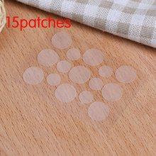 Ensemble de Patch d'acné 15 autocollants par pièce traitement de bouton acné bouton maître Patch bouton traitement acné autocollants