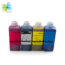 WINNERJET BK C M Y*1000ml Eco Solvent Ink For Roland RS-640 RS-540 Inkjet Printer