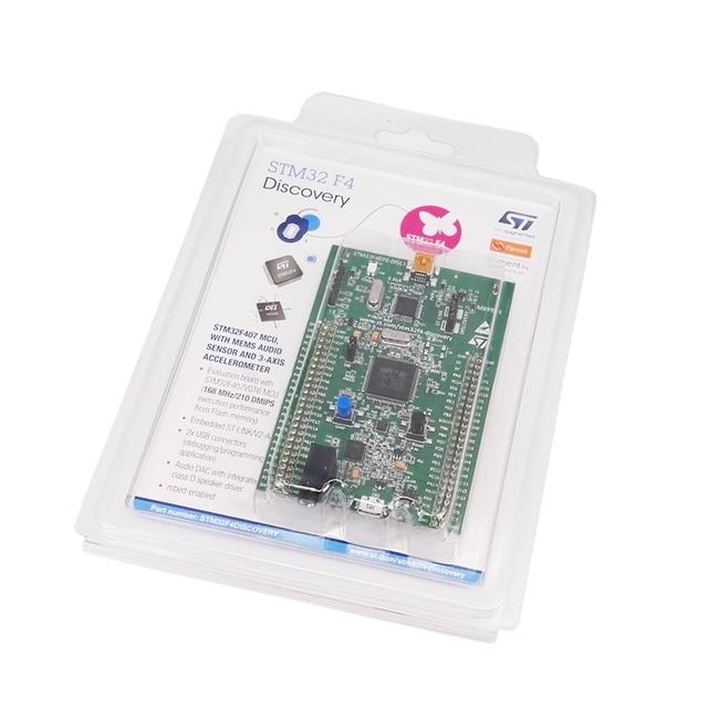 Stm32f4discovery/STM32F407G DISC1, stm32f4 discovery kit com stlink v2