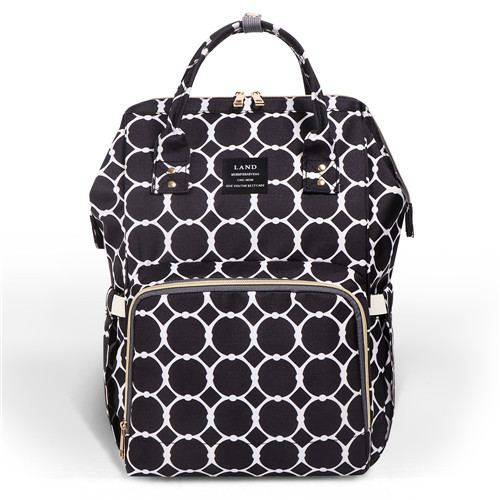 38afa17033 Αγορά Φροντίδα βρέφους | LAND Fashion Maternity Bag Mummy Nappy Bags ...