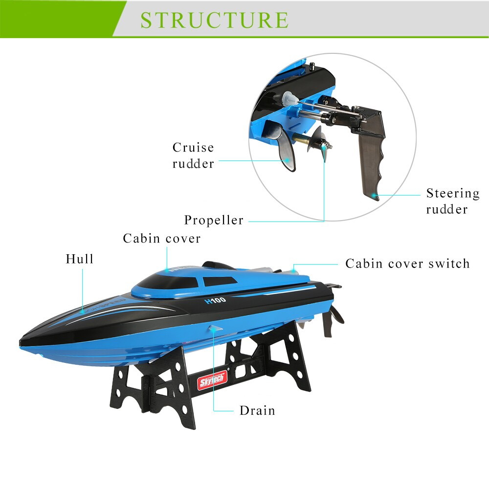 Rc Boat Diagrams Electrical Books Of Wiring Diagram Honda H100 2018 New High Speed 30km H Racing Boats Remote Control Rh Aliexpress Com
