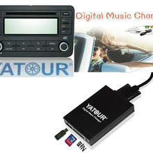 Yatour Voor Peugeot 106 206 307 406 Citroen C3 C4 C5 C8 Xsara RD3 RB3 RM2 MP3 Bluetooth Radio Adapter digital Music Changer YTM06