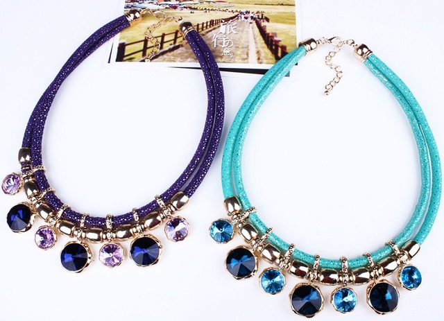 Maxi Statement Necklace