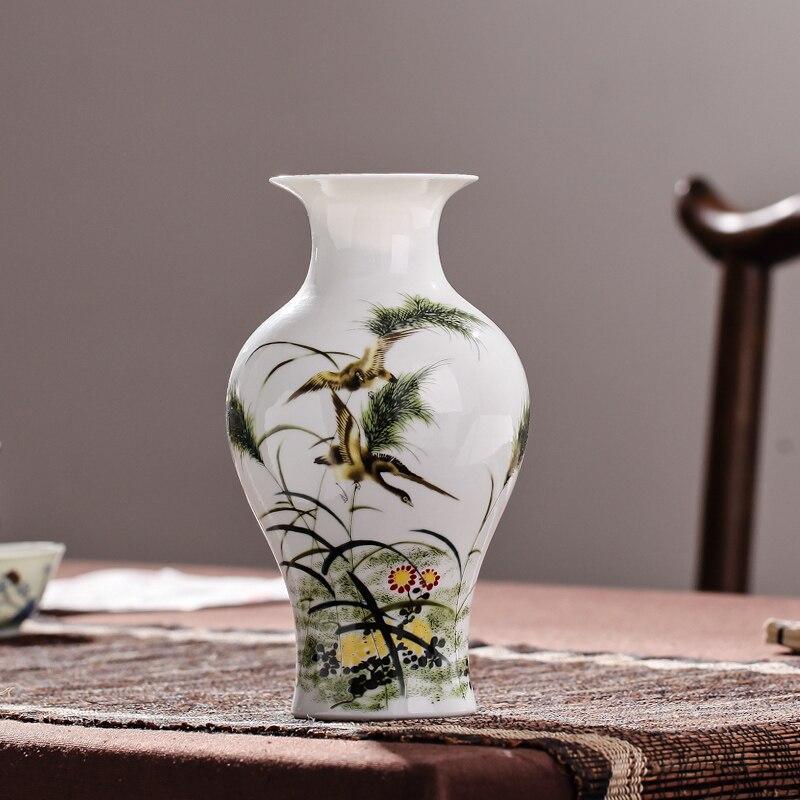 Керамическая ваза флористики устройство дома ювелирные украшения гостевой столовая декор ...