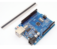 1pcs UNO R3 CH340G+MEGA328P for Arduino UNO R3 (NO USB CABLE) xinbudai