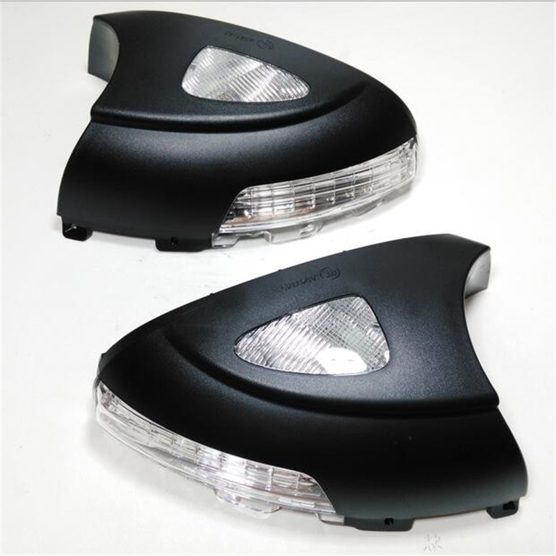 цена OEM# 5N0 949 101/102 Rearview mirror Turn signal with light bulbs Side mirror LED light for VW Sharan 2012-2014 Tiguan 2009-2017