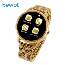 2016 Free Shipping V360 Bluetooth Smart Watch WristWatch MT2502A Wearable Devices for Apple HuaWei Xiaomi Android Smart Phone