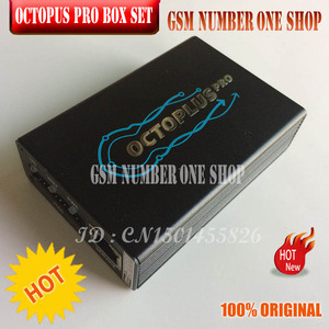 Image 4 - 2020 NEW version  OCTOPUS PRO BOX / octoplus pro Box  with 5 cables forSamsung or FoR LG and Medua JTAG actived