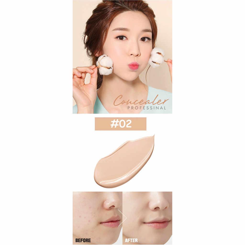 מקצועי 2 צבעים נוזלי קונסילר איפור נשים פנים קונסילר צבעים פנים קרם קונטור צבעים פריימר קונסילר מקל