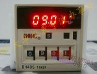 Wenzhou Dahua Time Relay DH48S Voltage 220V 8 Feet With AC And DC Voltage Socket