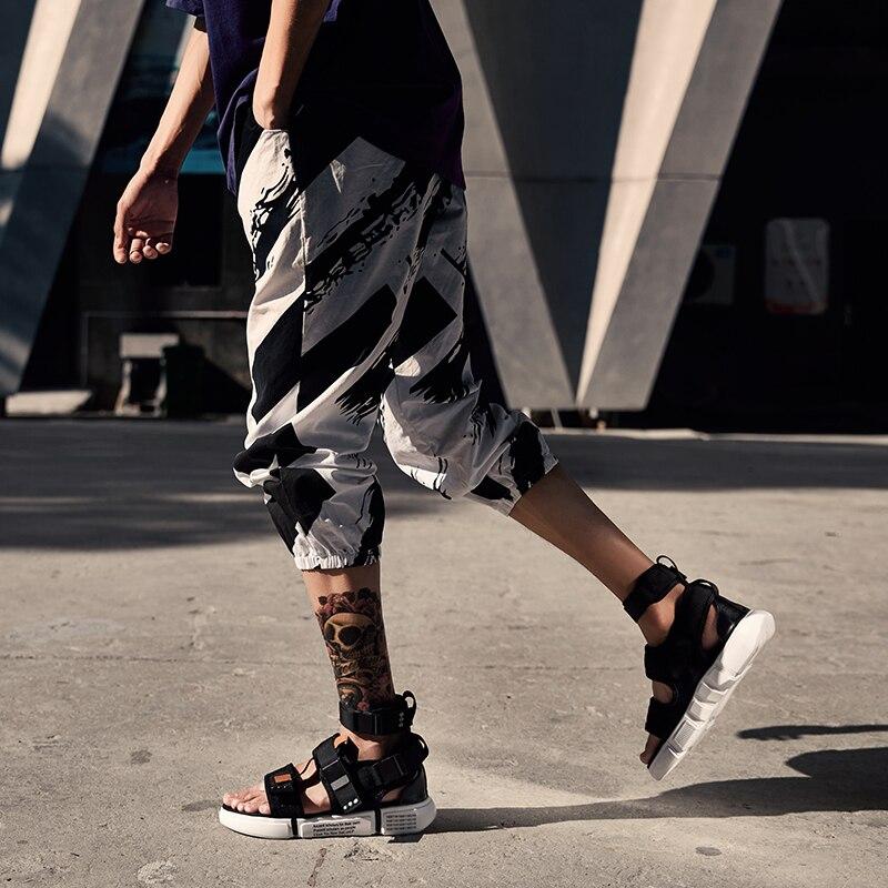 Zapatillas M Casuais Sandálias Masculina Gray White j899m J899m on Fivela Verão Projeto Slip 899 Praia j899m Dos Black Gladiador Homens Moda Para De OF6xa7