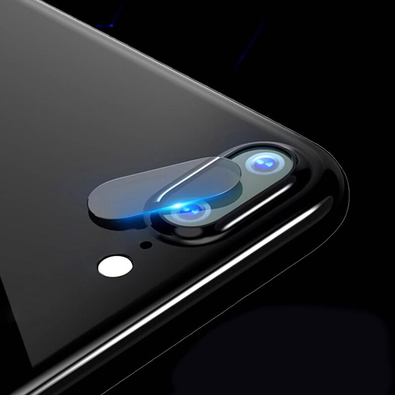 Camera Lens for Apple iPhone X 8 7 6 6S Plus Camera Lens Screen Protector Full