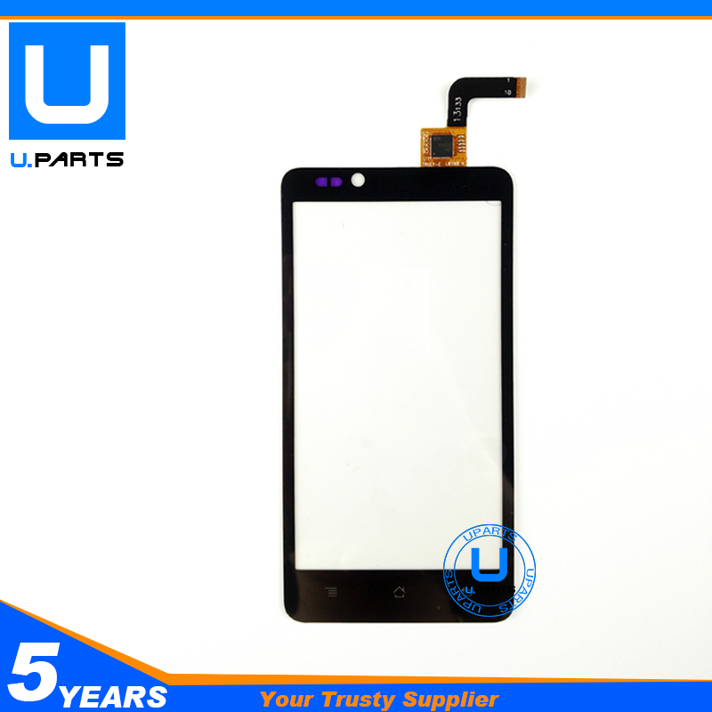 4 7 High Quality Touch Screen For Highscreen Omega Prime Touch Panel Front Glass Digitizer Replacement