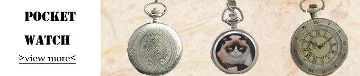 moda fob relógios prata rosa antiquebradiço hora