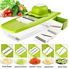 Mandoline Slicer Vegetable Cutter Fruit Cutter Potato Peeler Carrot Cheese Grater Vegetable Slicer Kitchen Accessories Tool