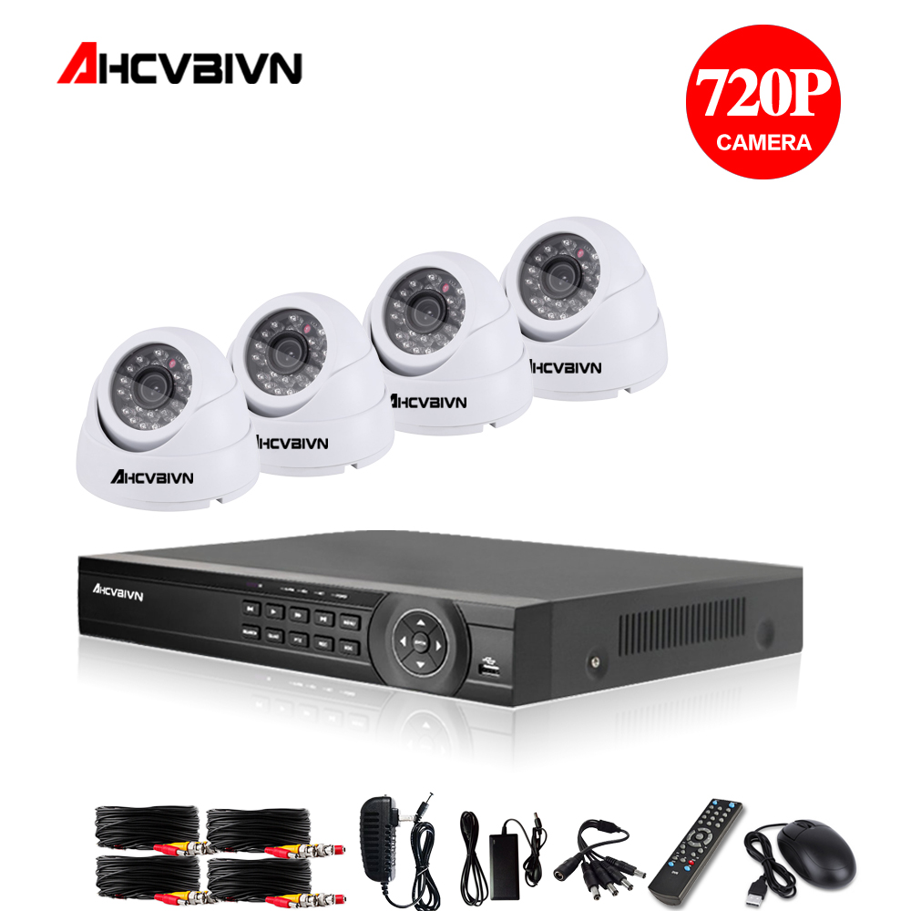 4 channel cctv system 4CH AHD DVR For CCTV Kit XMEYE 2000TVL 720P IR Dome Indoor AHD Camera Security System VGA 5 IN 1 1080P DVR4 channel cctv system 4CH AHD DVR For CCTV Kit XMEYE 2000TVL 720P IR Dome Indoor AHD Camera Security System VGA 5 IN 1 1080P DVR