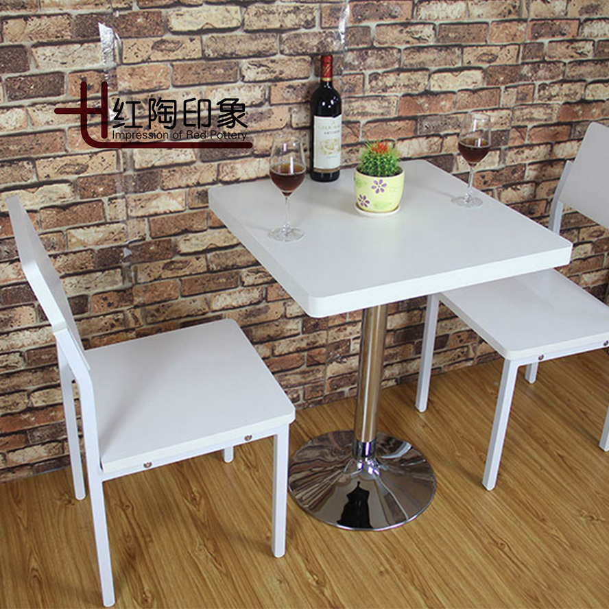 Modern cafe furniture - Online Shop Simple Modern Dessert Tables And Chairs Combination Tea Shop Cafe Tables And Chairs And Chairs Combination Restaurant Chairs Pac Aliexpress