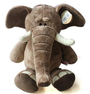 2016 18cm Size New Arrival Elephant Plush Toys Christmas Gift Stuffed Soft Toys #10 пандора браслет с шармами