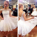 Incrível Top Quality 2016 Backless Branco robe de Pérolas de Renda Robe de soirée vestidos de fiesta Vestido de Noite Longo