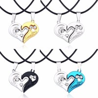 2 BFF & Couples Necklaces (several styles) 4
