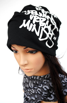 2018 autumn and winter hiphop cap turban letter knitted hat cap  hat turban beanie hats for women and man 2