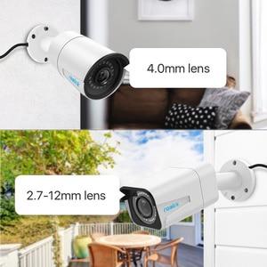 Image 4 - Reolink ensemble de caméra de sécurité intérieure et extérieure hd, ip PoE 5MP, zoom extérieur, fente pour carte SD intégrée, IP66, protocole P2P H.264 RLC 410 et 511