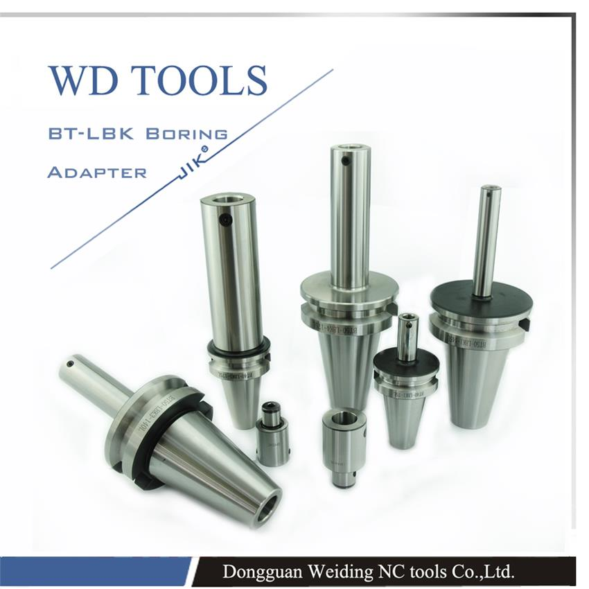 BT40-LBK5-175 factory wholesale LBK5 CNC holder tool holder for boring head LBK tool holder bt40 bsb90 180 handle thick knife rod bsb 90 degree coarse boring bar tool holder boring holder with square boring bit