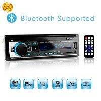 Digital Bluetooth Car MP3 Player FM Radio Stereo Audio Music USB SD With In Dash Slot