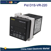Sestos D1S VR 220 Dual Digital Pid Temperature Controller 2 Omron Relay Output