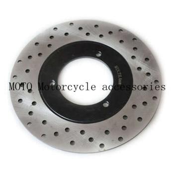 Motorcycle Rear Brake Disc Rotor For YAMAHA 1998 1999 YP250 Majesty250 Majesty250 Rear Brake Disc