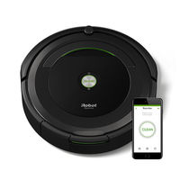 IRobot Roomba 696 черный пылесос robotizada WiFi пылесос robotizadas