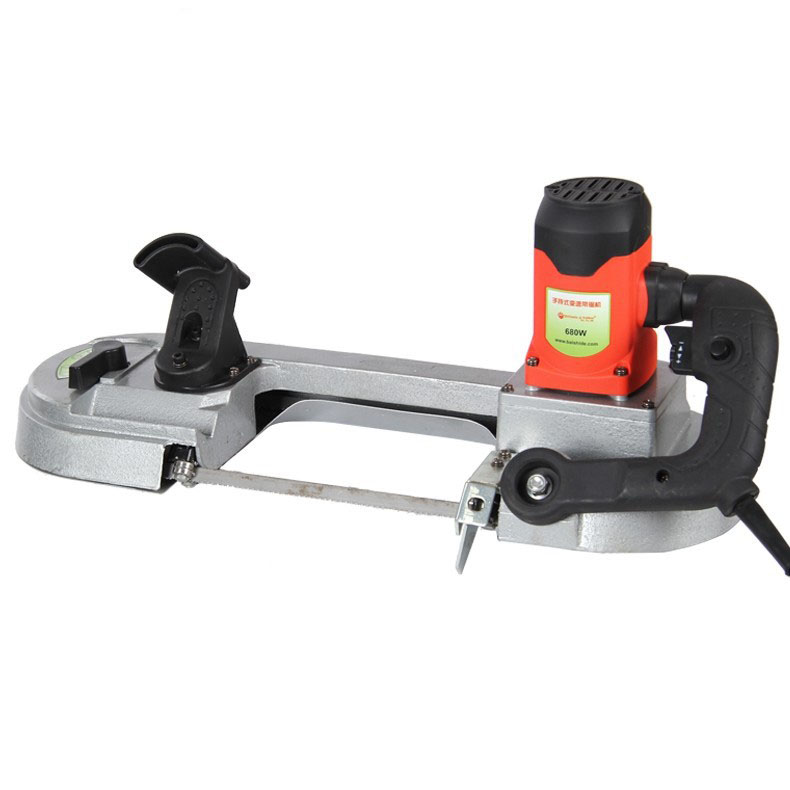 Scie à ruban horizontale 110 V/220 V Portable petite Machine de régulation de vitesse électronique