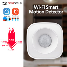 Motion PIR Sensor Detector WIFI Movement Smart Life APP Wireless Home Security System