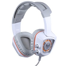 Somic G910 Headphones for Computer Gaming USB Wired Headset with Microphone Stereo Vibration Bass Headphone Earbuds somic g951 vibration headphone usb led wired gaming headphone headset gamer pc computer stereo surround with microphone