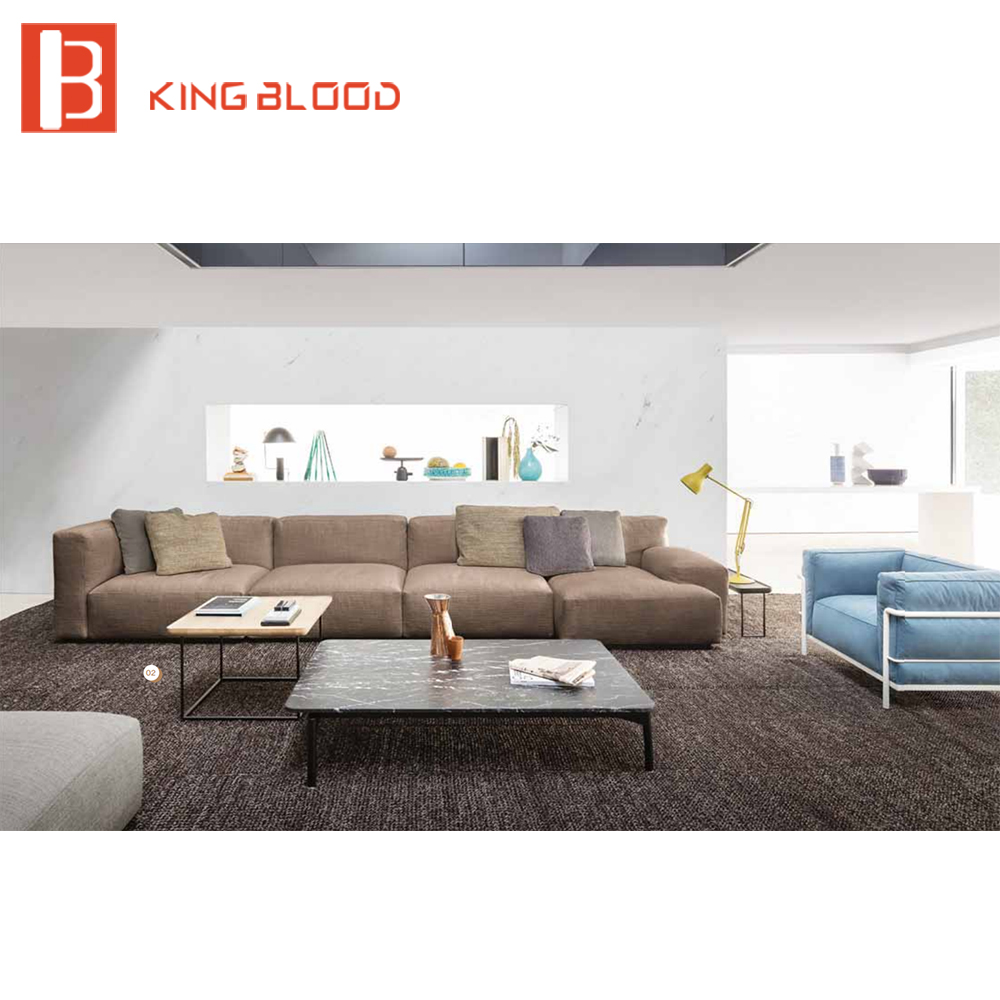 L Shape New Model Designs For Drawing Room Sectional Leather Sofa