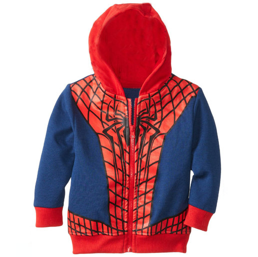 e38f8150c38 Spring Autumn New Spiderman Coat for Boys Cotton Kids Jacket Outerwear  Children s Clothing Superman Hoodies Coats Baby Costume-in Jackets   Coats  from ...