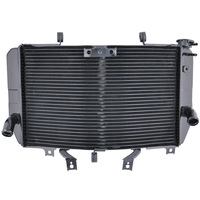For Suzuki GSXR1000 GSXR 1000 GSX R1000 2001 2002 Motorcycle Engine Radiator Aluminium Motor Bike Replace Parts Cooling Cooler