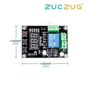 Image 3 - VHM 008 bateria de carregamento e descarga módulo integrado medidor de tensão sob tensão proteção contra sobretensão cronometragem de carregamento de um