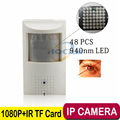 1080P Audio Mini IP Camera 940nm Night vision IR Camera IP Camera Indoor Security CCTV IP Camera 3.7mm Lens+ 32G TF card