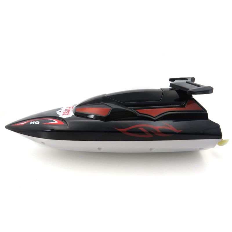 Flytec HQ2011 15C 10Km H 27Mhz Mini Infrared Control Rc Boat Ship Toy for Kids Children