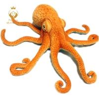 Simulation Octopus Plush Toys Creative Octopus Plush Toys Spoof Squid Plush Doll
