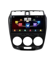 10 1 Inch 1024 X 600 Quad Core Android 4 4 4 For HONDA City 2006